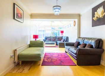 Thumbnail 4 bed terraced house to rent in Express Drive, Goodmayes, Ilford