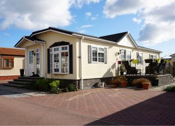 Thumbnail 2 bedroom mobile/park home for sale in Barry Downs Park, Carnoustie
