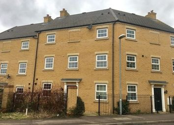 Thumbnail 4 bed property to rent in Maskell Drive, Bedford