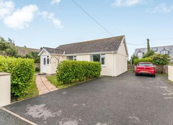 Thumbnail 2 bedroom bungalow for sale in Mount Hawke, Truro, Cornwall