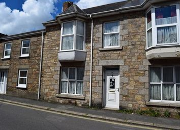Thumbnail 3 bed terraced house for sale in Wellington Road, Camborne