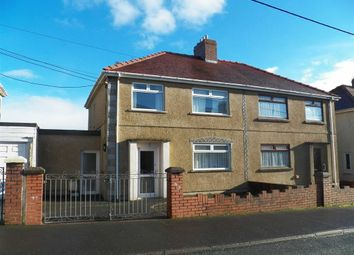 Thumbnail 3 bed semi-detached house for sale in Brynhyfryd, Burry Port