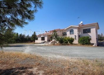 Thumbnail 4 bed villa for sale in Alethriko, Cyprus