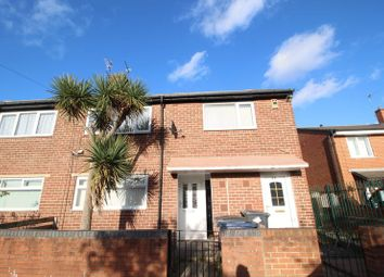 Thumbnail 2 bed flat for sale in Ushaw Road, Hebburn
