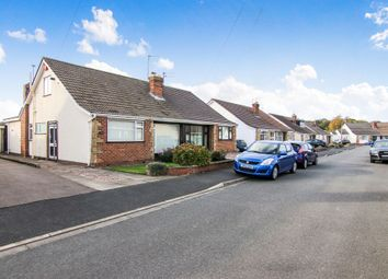 Thumbnail 3 bedroom semi-detached bungalow for sale in Ambleside Close, Thingwall, Wirral