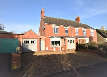 Thumbnail 4 bed semi-detached house for sale in Cutting Lane, South Luffenham, Rutland