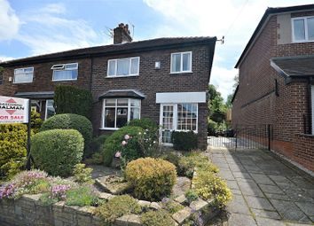 Thumbnail 3 bedroom semi-detached house for sale in Highfield Road, Mellor, Stockport
