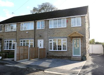 Thumbnail 3 bed end terrace house for sale in Lombard Street, Rawdon, Leeds