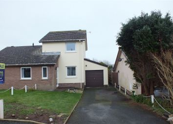 Thumbnail 2 bed semi-detached house for sale in Glenview Avenue, Pembroke Dock, Pembrokeshire