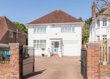 Thumbnail 3 bed detached house for sale in Woodland Drive, Hove