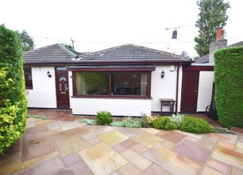 Thumbnail 3 bed semi-detached bungalow for sale in The Crescent, Freckleton, Preston