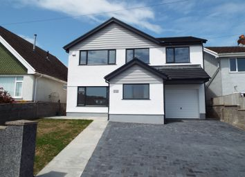 4 bed detached house for sale in 140 West Cross Lane, West Cross, Swansea SA3
