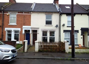 Thumbnail 3 bed terraced house to rent in Parham Street, Gosport