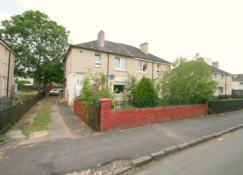 Thumbnail 1 bed flat for sale in Myrtle Drive, Wishaw