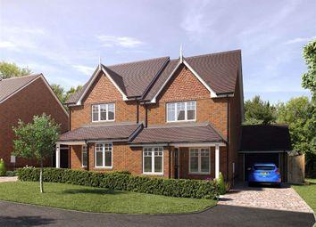Saffron Grove, Crowborough TN6. 3 bed semi-detached house for sale