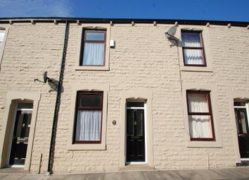 Thumbnail 2 bed terraced house for sale in Spring Street, Rishton, Blackburn