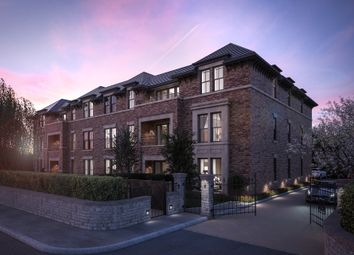 Thumbnail 2 bed flat to rent in Berkeley House, Chapel Lane, Wilmslow