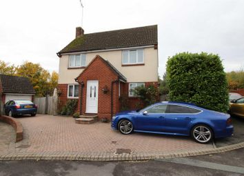 Thumbnail 5 bedroom detached house for sale in Goldsborough Close, Eastleaze, Swindon