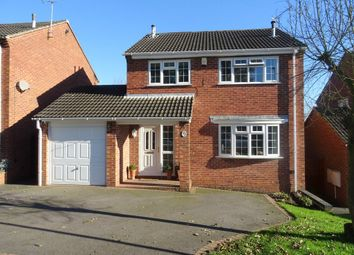 Thumbnail 4 bed detached house for sale in Foresters Road, Ripley