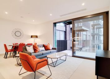 Thumbnail 2 bedroom flat to rent in Legacy Building, Embassy Gardens, Nine Elms