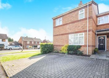 Thumbnail 2 bedroom semi-detached house for sale in Mason Avenue, Leamington Spa, Warwickshire, England