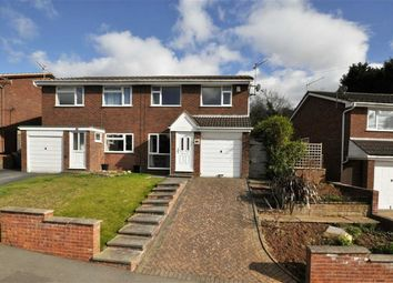 Thumbnail 3 bed semi-detached house for sale in Kenwood Avenue, Worcester