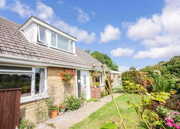 Thumbnail 4 bed detached bungalow for sale in Rectory Lane, Niton, Ventnor, Isle Of Wight