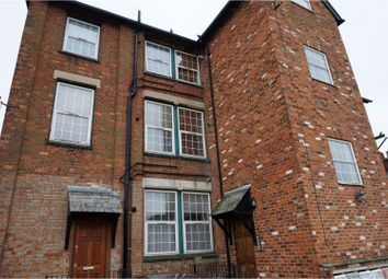 Thumbnail 2 bed flat for sale in Havelock Street, Kettering