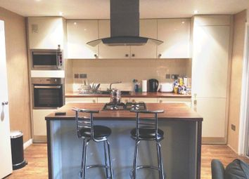 Thumbnail 3 bed flat to rent in Brook Road, London