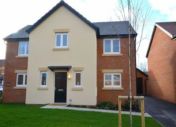 Thumbnail 4 bed detached house for sale in Ballis Square, Quedgeley, Gloucester