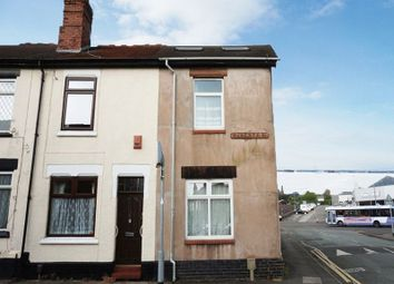 Thumbnail 3 bed terraced house for sale in Alberta Street, Dresden, Stoke-On-Trent, Staffordshire