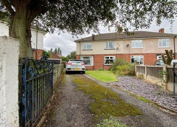 Thumbnail 4 bed semi-detached house for sale in Queen Mary Crescent, Kirk Sandall, Doncaster