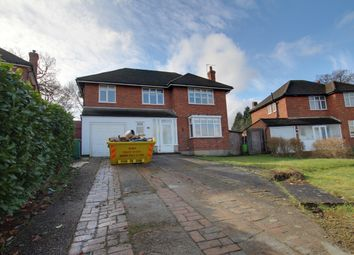 Thumbnail 4 bed detached house to rent in Woodlea Drive, Bromley
