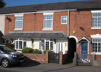 Thumbnail 3 bed terraced house to rent in Alcester Road, Studley