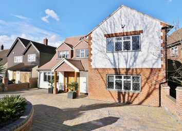 Thumbnail 4 bedroom detached house for sale in Wansunt Road, Bexley