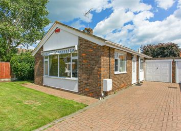 Thumbnail 3 bed detached bungalow for sale in Rose Gardens, Herne Bay, Kent