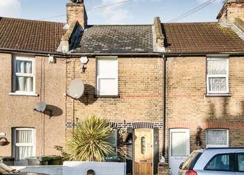 Thumbnail 2 bedroom terraced house for sale in Railway Street, Northfleet, Gravesend