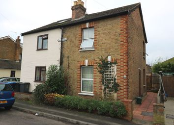 Thumbnail 3 bed semi-detached house for sale in Kings Road, Egham