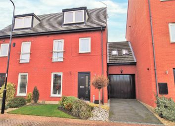 Thumbnail 4 bed town house for sale in Rotherham Road, Laughton Common, Sheffield