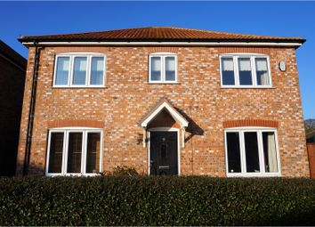 Thumbnail 4 bed detached house for sale in Saxonfields Drive, Stallingborough