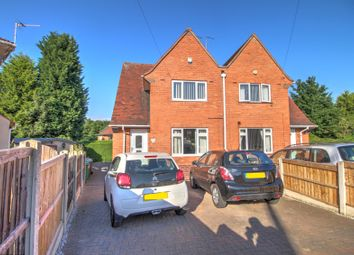 Thumbnail 2 bed semi-detached house for sale in Harpenden Square, Nottingham