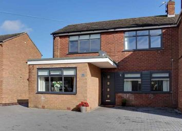 Thumbnail 3 bed end terrace house for sale in Geneva Road, Bramhall, Stockport