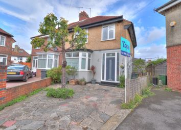 Thumbnail 3 bed semi-detached house for sale in Elgin Road, Cosham, Portsmouth