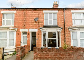 Thumbnail 3 bed terraced house for sale in Campbell Street, Rugby, Warwickshire