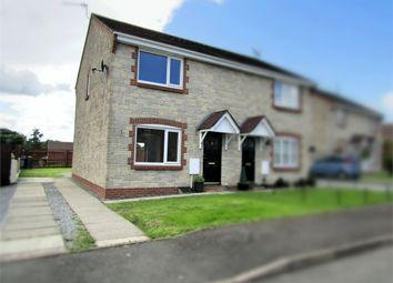 Thumbnail 3 bed semi-detached house for sale in Parc Morlais, Llangennech, Llanelli, Carmarthenshire