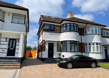 Thumbnail 4 bed semi-detached house for sale in Beaumont Road, Petts Wood, Orpington