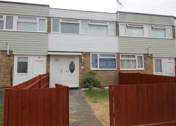 Thumbnail 3 bed terraced house to rent in Dere Place, Bletchley, Milton Keynes
