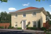 Thumbnail 4 bed detached house for sale in Blue Boar Lane, Off Wroxham Road, Norwich, Norfolk