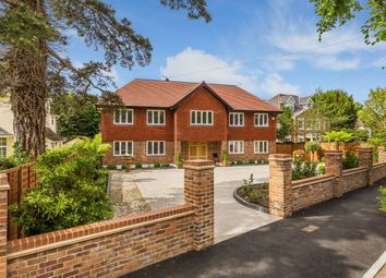 Thumbnail 5 bed detached house for sale in The Crescent, South Cheam, Sutton