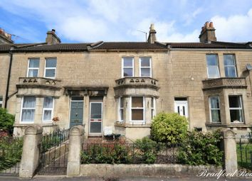 Thumbnail 2 bed terraced house for sale in Bradford Road, Combe Down, Bath
